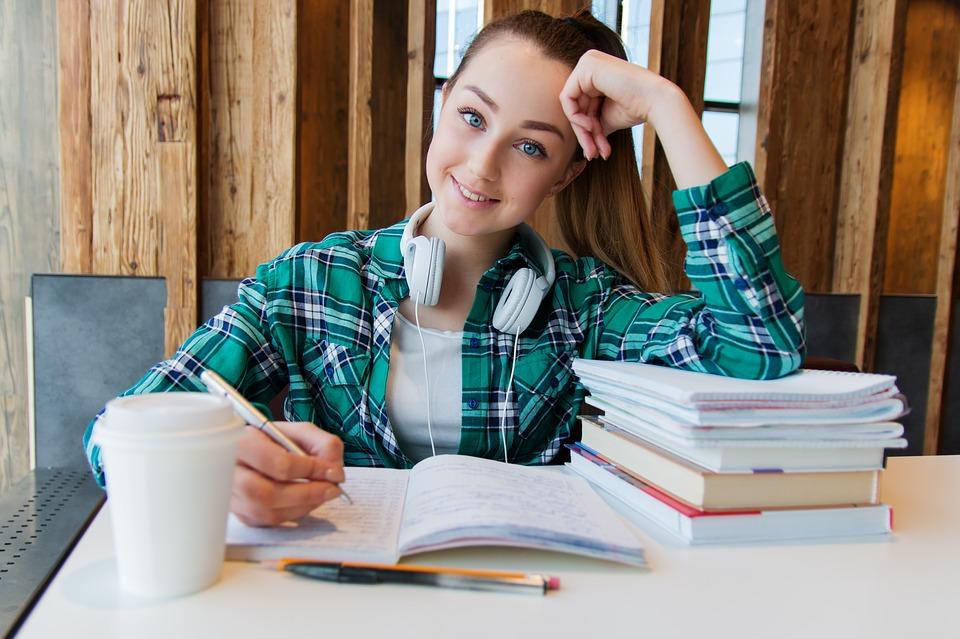 勉強楽しい